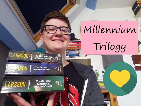 The Millennium Trilogy   Hyping up books Part 3