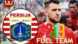 Download Video Resmi | Daftar Lengkap Pemain Persija Jakarta 2019 MP3 3GP MP4