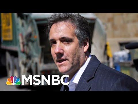 Why Stormy Daniels' Suit Complicates Michael Cohen's Legal Options In Criminal Case | MSNBC