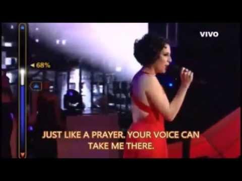 ELEGIDOS subtitulados- Like a prayer por Diana Amarilla. #Elegidos