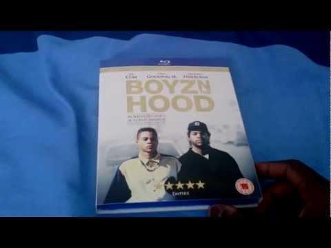 Bluray Unboxing: Boyz In The Hood