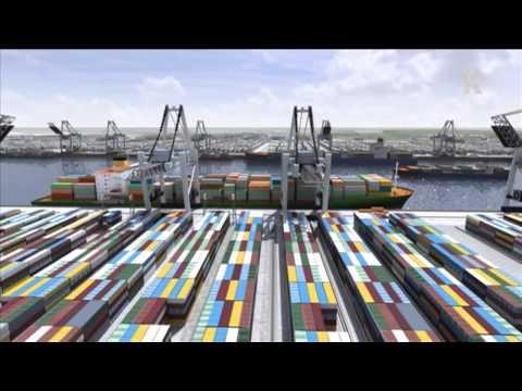 Televisieserie over de aanleg van de Maasvlakte 2
