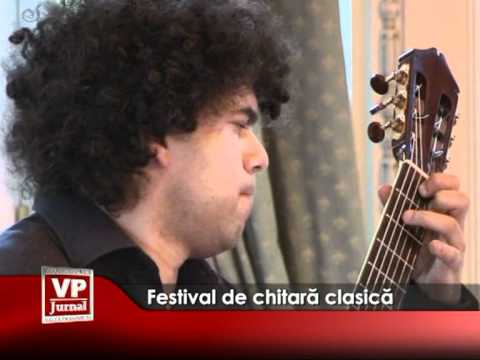 FESTIVAL DE CHITARA CLASICA