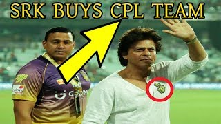 """►►Shah Rukh Khan Buys Franchise in Cricket South Africa's T20 Global League ZST MEDIA►►Bollywood superstar Shah Rukh Khan and the co-owners of Kolkata Knight Riders and Trinbago Knight Riders have bought a franchise in Cricket South Africa's eight-team T20 Global League. The actor, who jointly owns the hugely successful Indian Premier League (IPL) team, has bought the franchise based in Cape Town which has left-handed batsman JP Duminy as the marquee player. The new franchise will be called Cape Town Knight Riders. The tournament will be played during November-December.""""In the interest of every one of us from Knight Riders, congrats to Cricket South Africa for the dispatch of energizing new T20 Global League. We are charmed and grateful that you have made Knight Riders part of the new Global League. South Africa is a lovely nation with excellent individuals and I truly anticipate be a piece of the energizing new excursion and building something uncommon together. We are especially excited to make Cape Town and Newlands our new home far from home,"""" said Shah Rukh Khan. ►►Subscribe """"ZST MEDIA"""" For Latest News: http://bit.ly/2oRFwx6►►""""ZST MEDIA"""" Social Sites✓Social Media :►Like Our Facebook Page  : http://bit.ly/2oxxwhu►Subscribe : http://bit.ly/2oRFwx6►►My More Videos Here : ► After Sonu Nigam's comments, Priyanka Chopra's old video praising azaan goes viral : http://bit.ly/2oxUc0R► Sonu Nigam shaves head, asks cleric to pay Rs 10 lakh :http://bit.ly/2p3y8iP►Dangal-Aamir Khan-film-to release in-China-next month -Will it sweep even Chinese box office : http://bit.ly/2pZB5xZ► Justin Bieber-And-Faded-singer-Alan Walker-will-perform-in-Mumbai : http://bit.ly/2oZhoHg►Ranveer Singh – Deepika Padukone-very Much Together! : http://bit.ly/2oxEOld►►Top Videos:►Salman Khan announces Sairat fame Akash Thosar's next film:  http://bit.ly/2pZFv8c►The Fate of the Furious premiere-Vin Diesel-remembers-Paul Walker: http://bit.ly/2ockkDk►Not Kapil Sharma, Sunil Grover finds a pair in Su"""