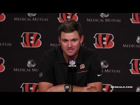 Zac Taylor Postgame News Conference | Week 2 vs. San Francisco