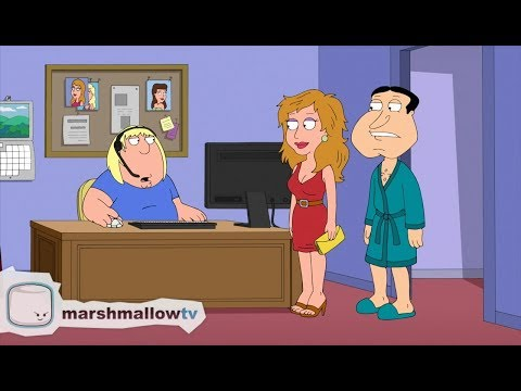 Family Guy - Chris Arbeitet Für Quagmire [deutsch, German]