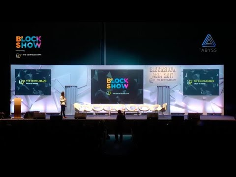 Jerome's speech on BlockShow starts from 2:20:00. Impressive insights knowledge sharing on how blockchain will disrupt the luxury industry. Check it out!