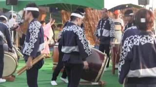羽黒H28夏祭り2・尾張太鼓和太鼓演奏