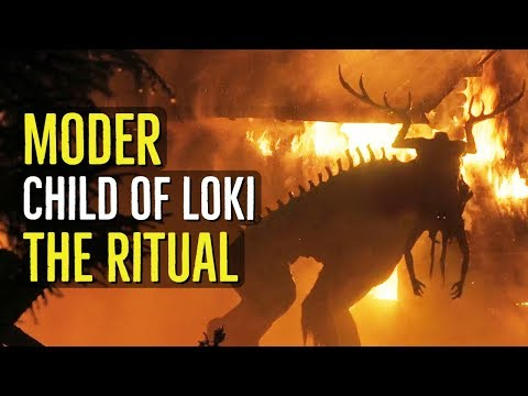 Moder (CHILD OF LOKI) The Ritual Creature Explained