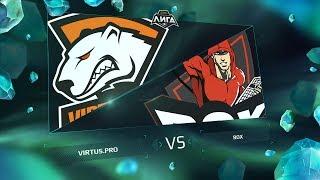 VP vs ROX - Неделя 4 День 2 Игра 3 / LCL