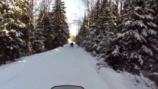 9. 2015 Pantera 7000- North trails
