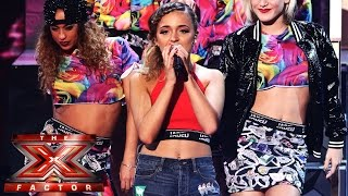 Lauren Platt sings Whitney Houston's How Will I Know? | Live Week 7 | The X Factor UK 2014