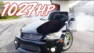 1027HP Sleeper Lexus IS300 The Jet - The Perfect Street Lexus! by  That Racing Channel