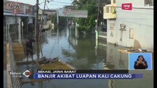 Video Perumahan Dosen IKIP Bekasi Terendam Banjir 60 Cm - iNews Siang 14/12 MP3, 3GP, MP4, WEBM, AVI, FLV Desember 2018