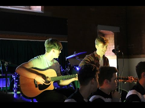 Battle of the Band 2016 Winners Matthew & Jay - Talk (Original Song)