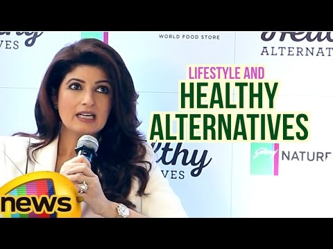 Twinkle Khanna About Her Lifestyle And Healthy Alternatives | Bollywood | Mumbai | Mango News