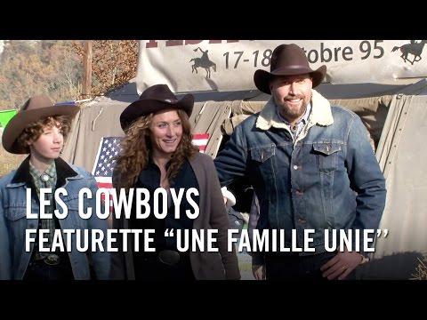 Les Cowboys - Featurette : Une famille unie