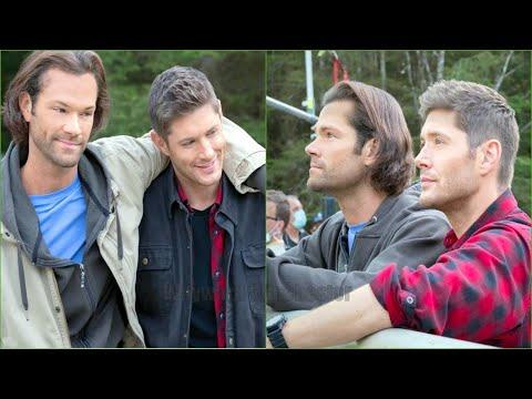 Supernatural Cast Reveal The ORIGINAL Supernatural Ending Before Pandemic Changes!