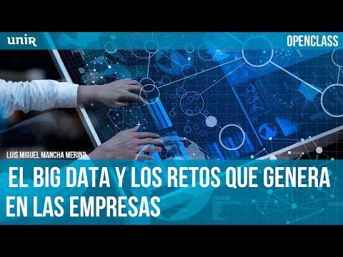 Modelos de uñas - El Big Data y los retos que genera en las empresas  UNIR OPENCLASS