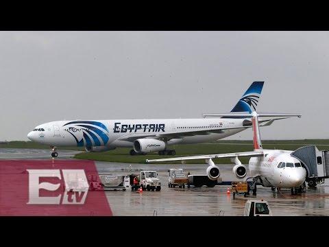 Francia no descarta atentado en el avión siniestrado de Egyptair