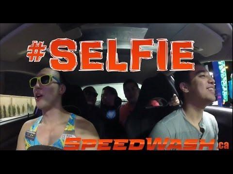 SpeedWash – #SELFIE