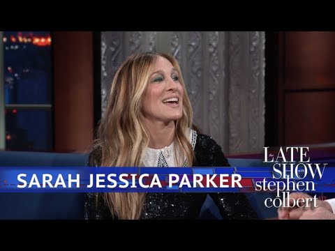 Sarah Jessica Parker Finally Gets Asked To Prom