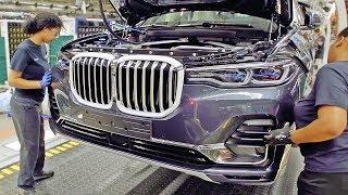 Video BMW X7 – PRODUCTION LINE – German Car Factory in USA MP3, 3GP, MP4, WEBM, AVI, FLV September 2019