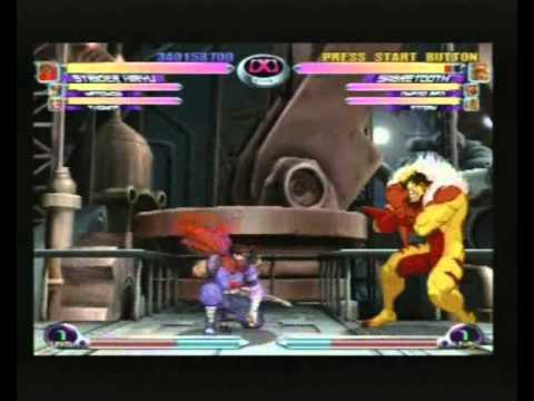 marvel vs capcom 2 new age of heroes iphone cheats