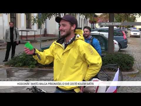 TVS: Deník TVS 15. 11. 2017