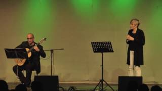 Pegognaga Italy  City pictures : Jenni Gandolfi - 4 Songs Live @ Teatro Pegognaga (MN) Italy