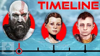 Video The Complete God Of War Timeline - From Ghost of Sparta to World's Best Dad! | The Leaderboard MP3, 3GP, MP4, WEBM, AVI, FLV September 2019