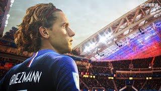 FIFA 18 WORLD CUP RUSSIA TRAILER!!!!!!!