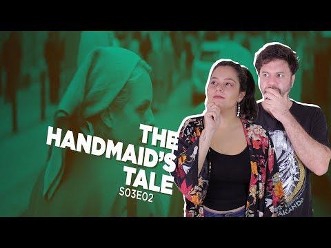 THE HANDMAID'S TALE 3ª temporada - episódio 2 (Mary and Martha) | análise