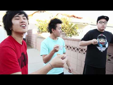 Cinnamon challenge (Just Kidding Films)