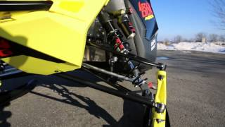 5. 2015 Ski Doo MXZ Iron Dog
