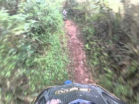 Trilha de moto em Roca Sales - A.M.M.