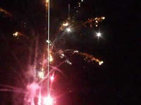 Feuerwerk - 50er Geburtstag