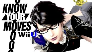 Relax Alax: Know Your Moves – Bayonetta