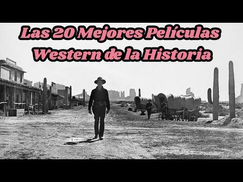 Las 20 mejores películas western de la historia [Ranking]