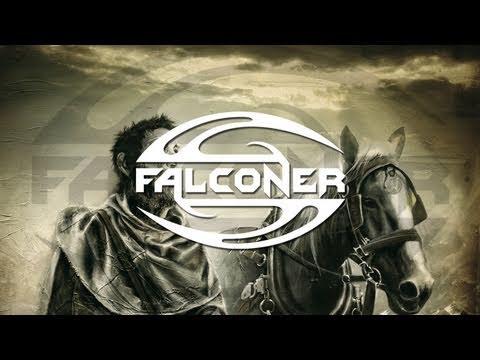 Falconer - Svarta Änkan online metal music video by FALCONER