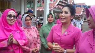 Video Kesan Ratu Diana Istri Kapolda Sulsel di Rujab Bupati Bone MP3, 3GP, MP4, WEBM, AVI, FLV Desember 2017