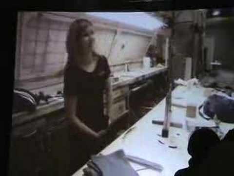 Un-Air-able Banned Mythbuster Fart Episode part 1 Keri Byron