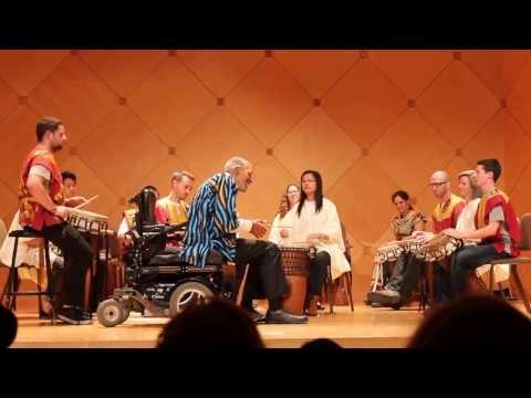 ASU African Drum Ensemble.  Kergi.  Fall 2013  Concert, November 24