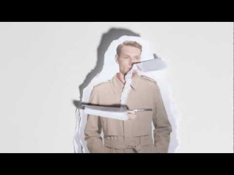 Watch | Yigal Azroul Spring 2012 &#8211; Menswear