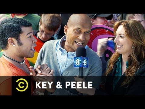 Key & Peele: Gay Marriage Legalized