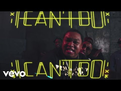 Video: Tedashii - Nothing I Can't Do ft. Lecrae & Trip Lee