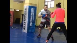 Nie ma, że boli! Tak Joanna Jedrzejczyk przygotowuje się do obrony pasa UFC!
