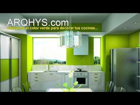 Cocinas antiguas y modernas videos videos relacionados for Cocinas verdes modernas