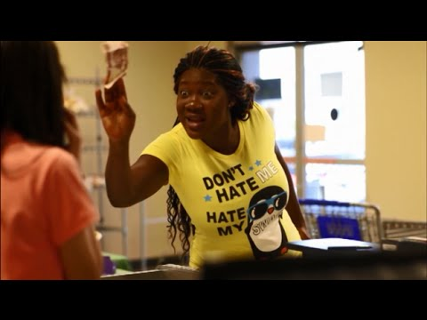 """Mercy Johnson Pays For Provisions In Naira Instead Of Dollars  In """" Baby Oku In America """""""