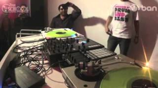 DJ Marky - Live @ Ban High School 2013